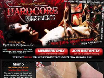 hardcore punishments review