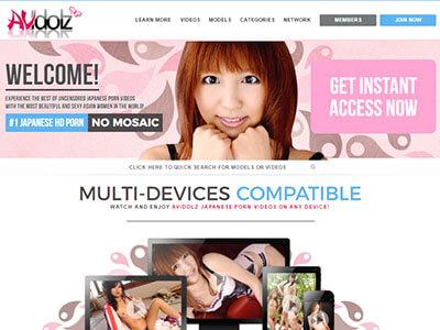 Avidolz Review - Beautiful Japanese Pornstars