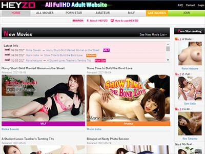 Heyzo Review - JAV Uncensored Porn Site reviews by Japancamwhore.com